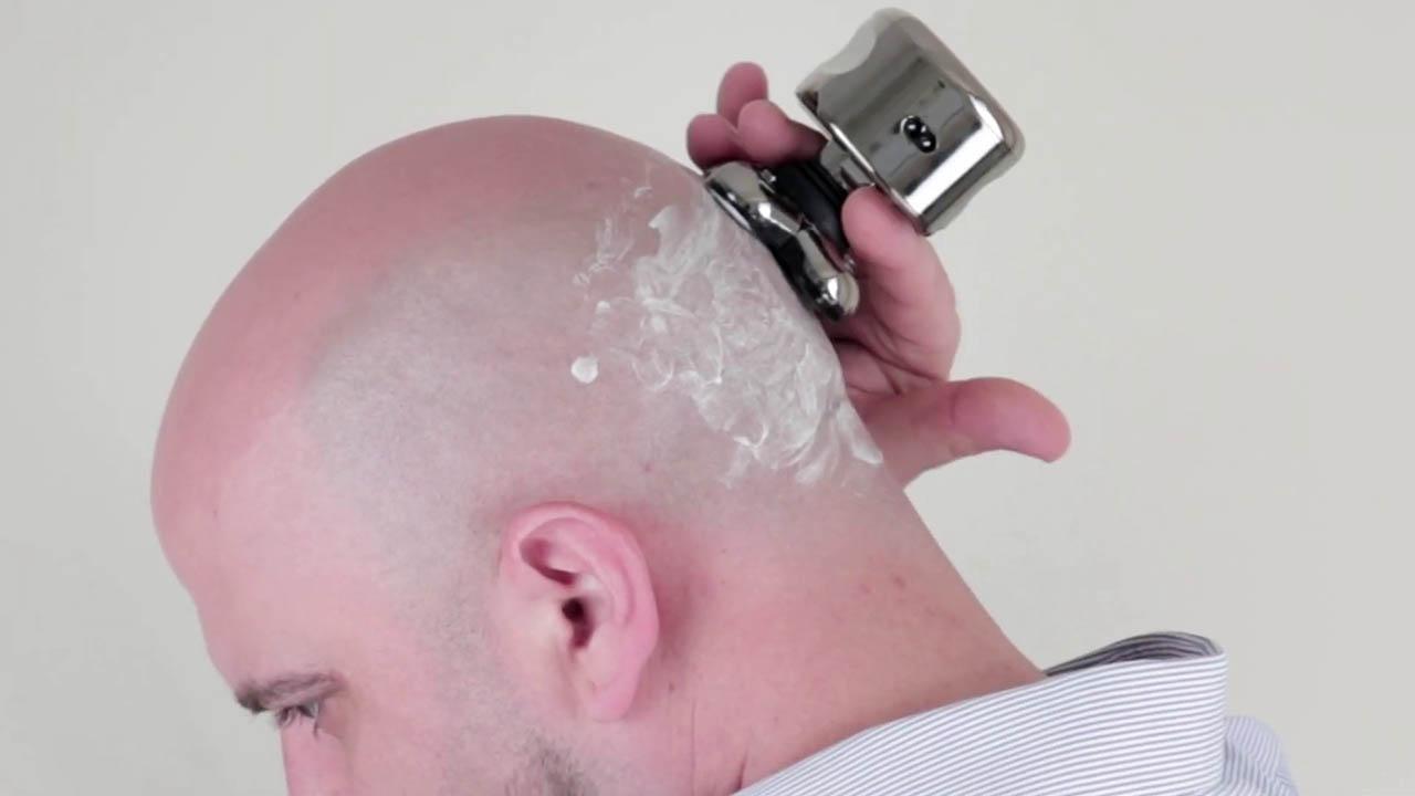 Heading Shaving With Pitbull Platinum Shaver