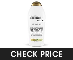 7 - OGX Coconut Milk Shampoo
