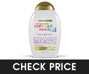 3 - OGX Coconut Miracle Oil Shampoo