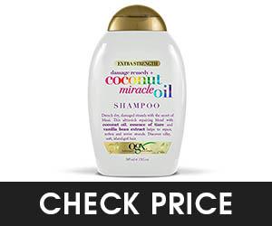 3 - OGX Coconut Miracle Oil Shampoo