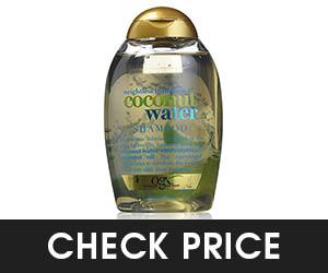 4 - OGX Coconut Water Shampoo