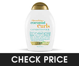5 - OGX Quenching Coconut Curls Conditioner