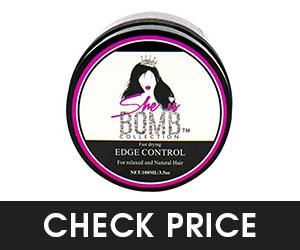2 - She Is Bomb Edge Control