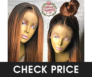 6 - Dream Beauty Straight Full Lace Wig