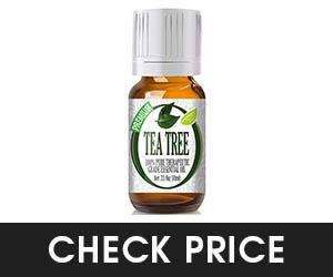 2 - Healing solutions tea tree oil
