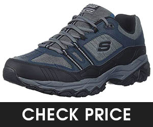 3 - Skechers Men's After Burn Memory Fit