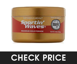 5 - Sportin Waves Pomade
