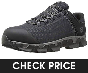 4 - Timberland PRO Men's Powertrain