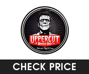 4 - Uppercut Deluxe Monster Hold Pomade