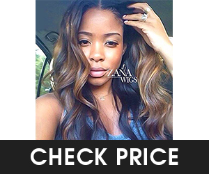 8 - ZANA Body Wave Lace Wig