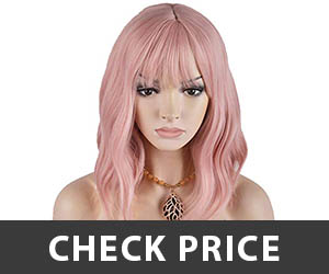 BERON Short Curly Synthetic Wig