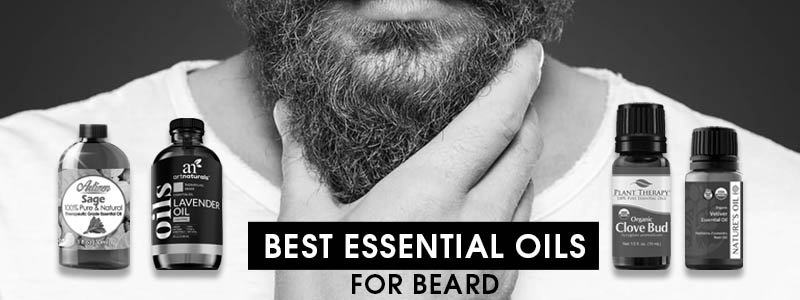 Best Essential Oils For Beard
