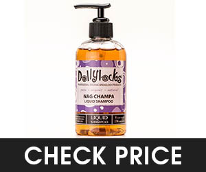5 - Dollylocks Nag Champa Shampoo