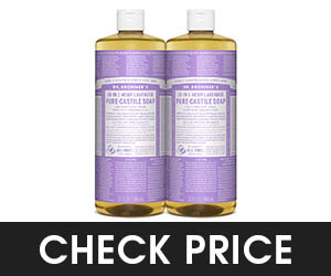 4 - Dr. Bronner Lavender Soap