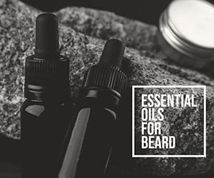 Essential Oils For Beard.