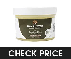 2 - Fro Butter Jamaican Black Castor Oil