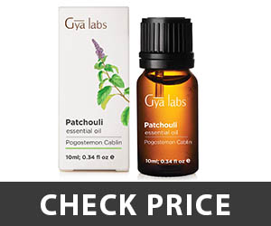 Gya Labs Patchouli Essential Oil