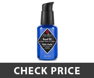 8 - Jack Black Beard Oil