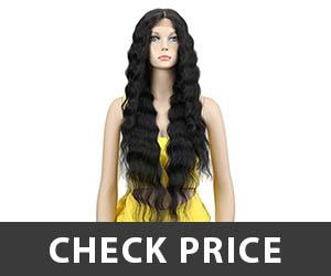 Joedir Lace Front Wigs 30'' Long Wavy