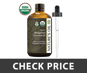 Nature's Oil Bergamot Essential Oil