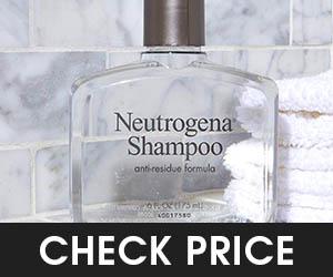 8 - Neutrogena Anti Residue Shampoo