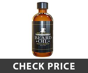 10 - St Pierre's Sandalwood Beard Oil