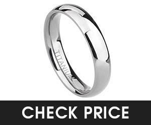 4 - TIGRADE Wedding Ring