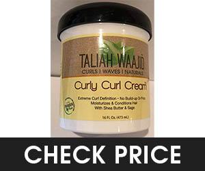 9 - Taliah Waajid Curly Curl Cream