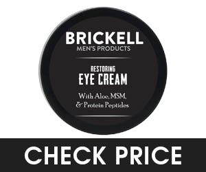Brickell Eye Cream for Men