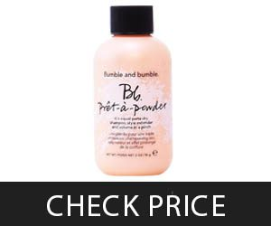 4 - Bumble and Bumble Pret a Powder Dry Shampoo