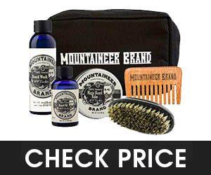 Mountaineer Brand beard care kit
