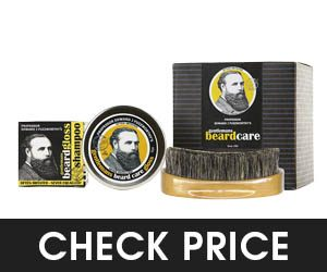 Professor Fuzzworthy Beard Kit