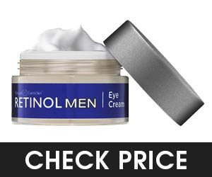 Retinol Men's Eye Cream