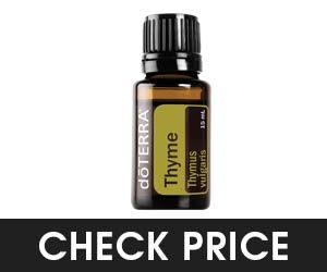 12 - doTERRA Thyme Essential Oil