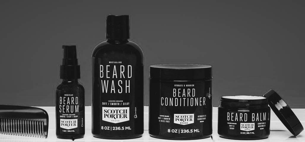 essential beard products