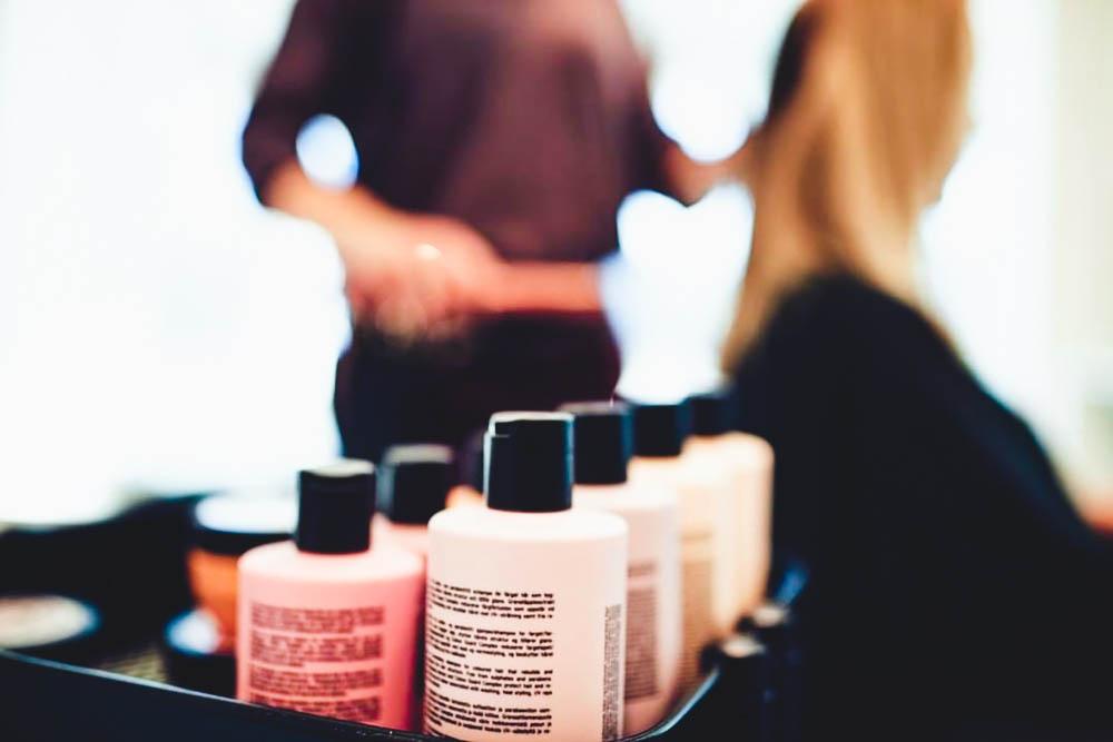 salons dry shampoos explained