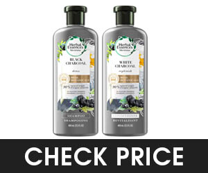 Herbal Essences Detox Black Charcoal Shampoo
