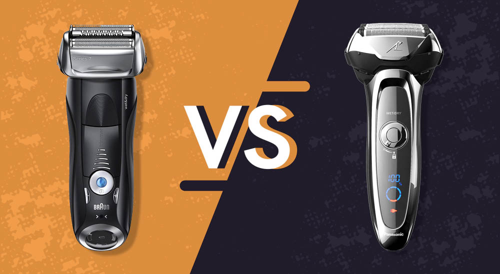 Braun series 7 vs Panasonic Arc 5