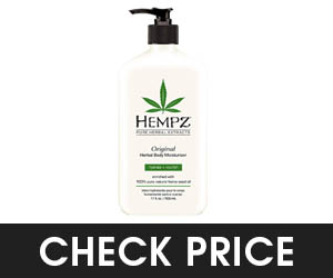 Hempz Herbal Body Lotion for Men
