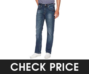 LEE Men's Modern Relaxed Fit Bootcut Jean