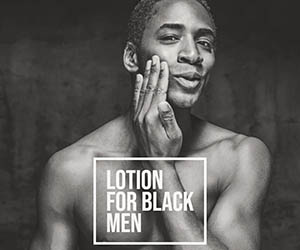 Lotion for Black Men