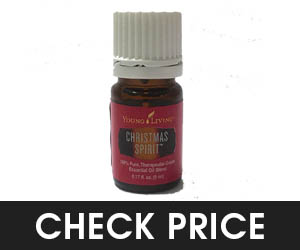 Young Living Christmas Spirit Essential Oil
