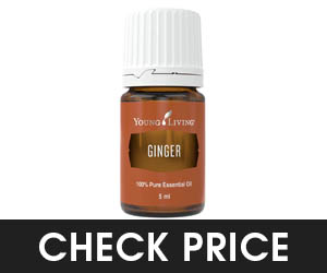Young Living Ginger Essential Oil