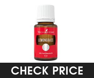 Young Living Lemongrass Essential Oil