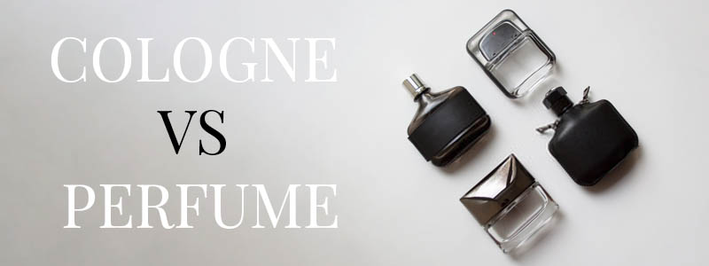 Cologne vs Perfume