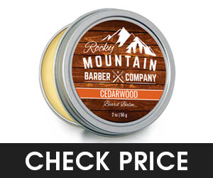 Rocky Mountain Natural Beard Balm