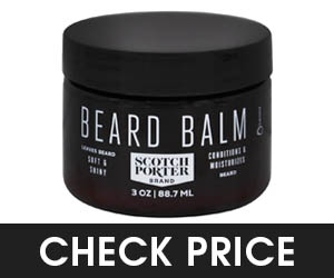 Scotch Porter Natural Beard Balm