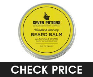 Seven Potions Organic Beard Balm