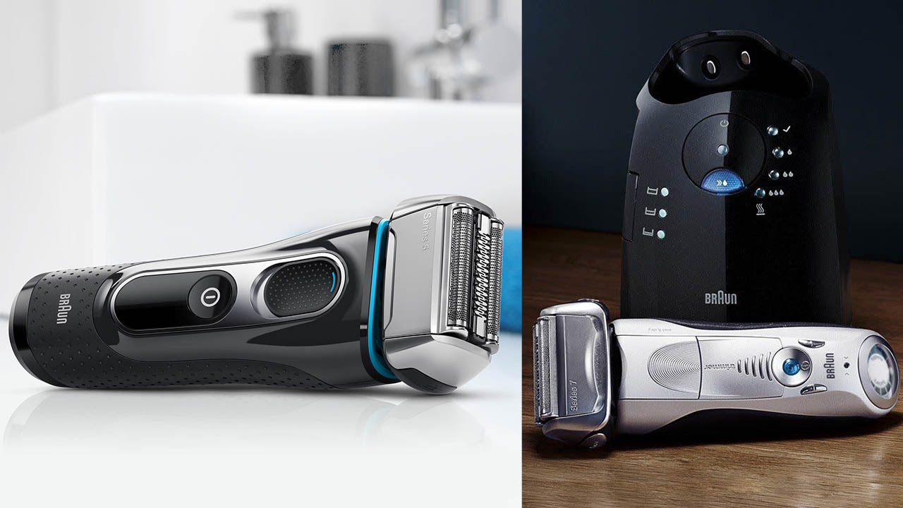Braun Series 5 VS Series 7