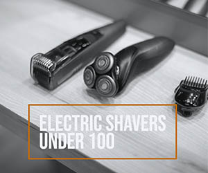 Electric Shavers Under 100 in 2020